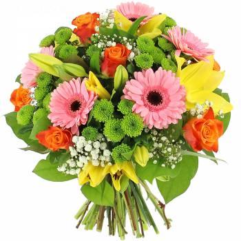 - Le bouquet d'Amandine