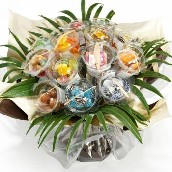 - Bouquet de Gourmandises