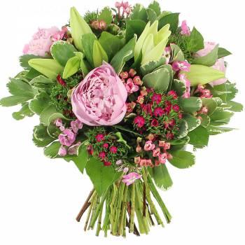 Bouquet de fleurs - Le bouquet Chic