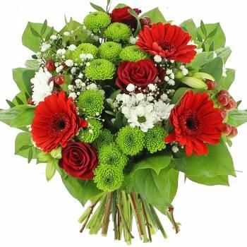 Bouquet de fleurs - Le Bouquet Grenadine