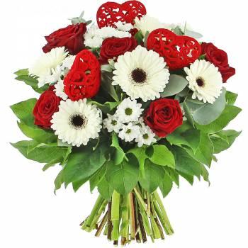Bouquet de fleurs - Bouquet Love