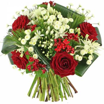 Bouquet de fleurs - Le bouquet Sensation