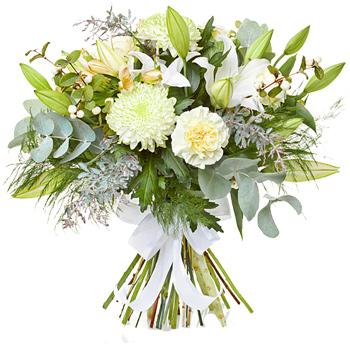 Deuil - Le bouquet Souvenir