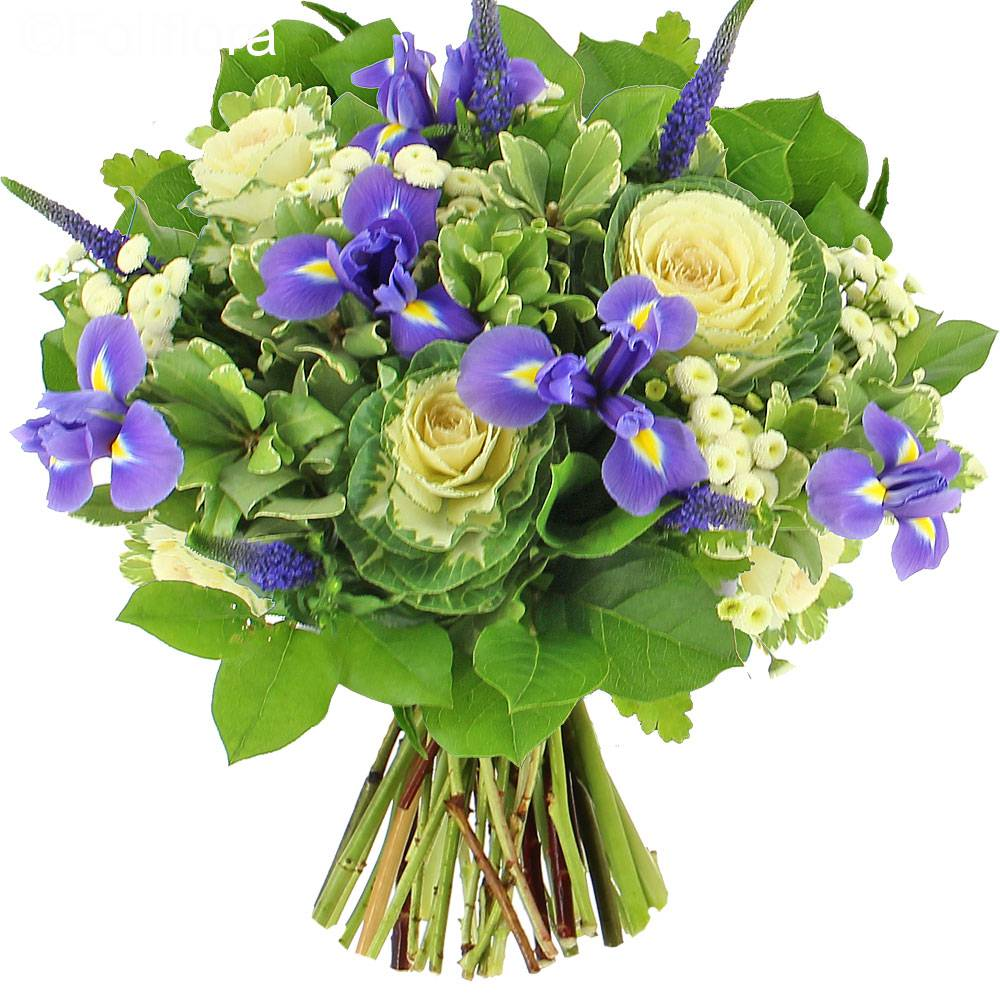 Livraison bouquet trop chou bouquet de fleurs foliflora for Bouquet de fleurs livraison
