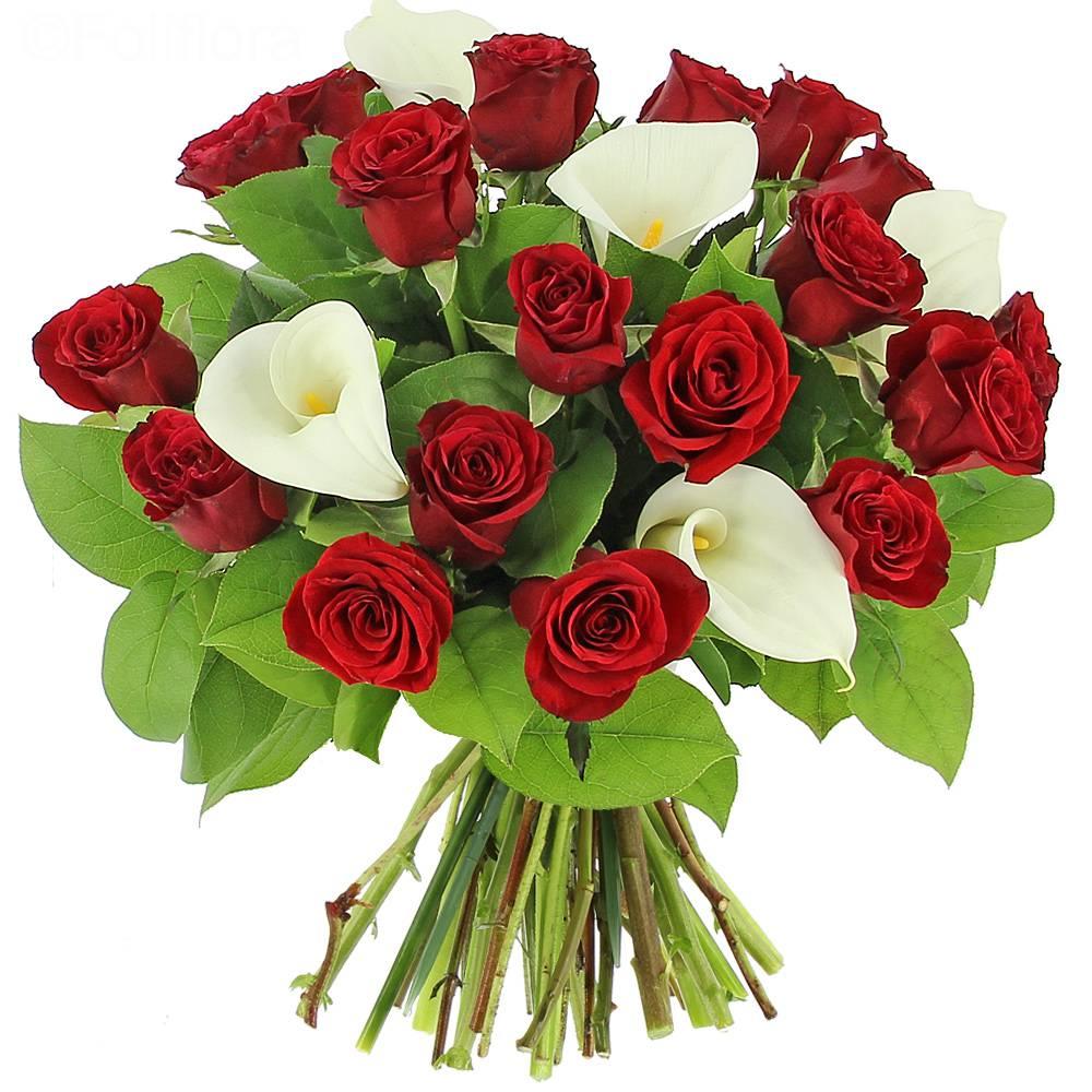Livraison charme et l gance bouquet de fleurs foliflora for Livraison bouquet de fleurs a domicile