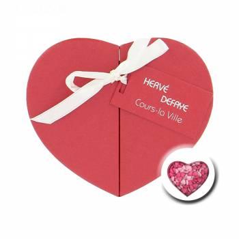 Gourmandise - Coeur de chocolats