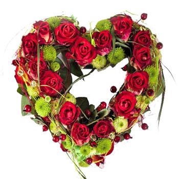 Deuil - Coeur de Roses