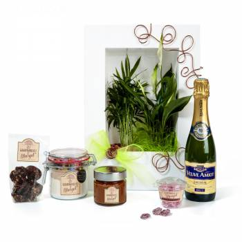 Pack cadeau - Le Festif - Coffret Gourmand