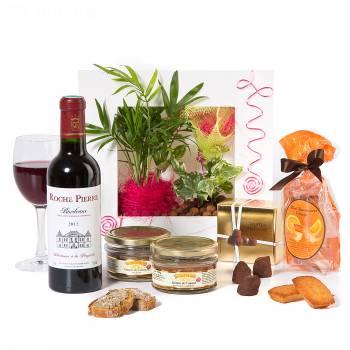 Pack cadeau - Moment Gourmet - Coffret Gourmand