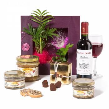 Pack cadeau - Périgord - Panier Gourmand