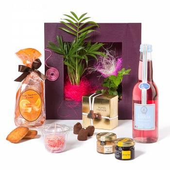 Pack cadeau - Plaisirs Sucrés - Colis Gourmand