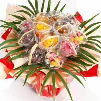 Bouquet de bonbons - Bouquet de bonbons d'Autrefois