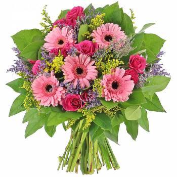 Bouquet de fleurs - Capucine