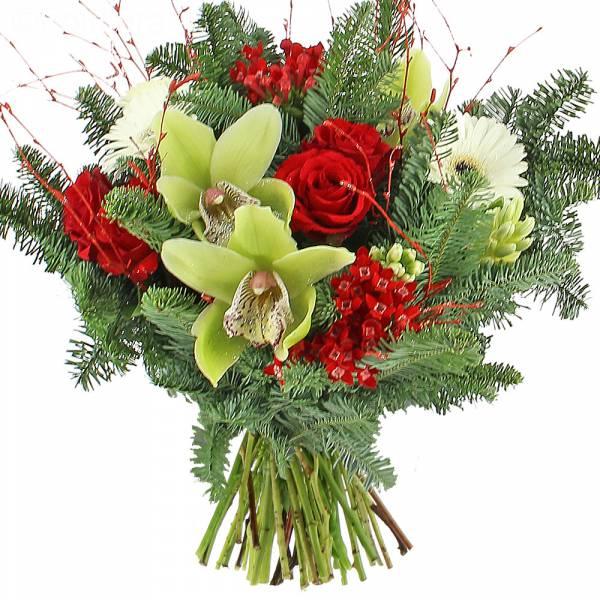bouquet-cymbidium