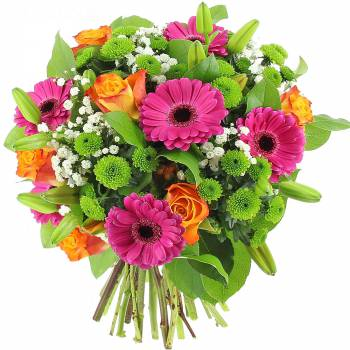 Livraison en moins de 24h : Bouquet de saison