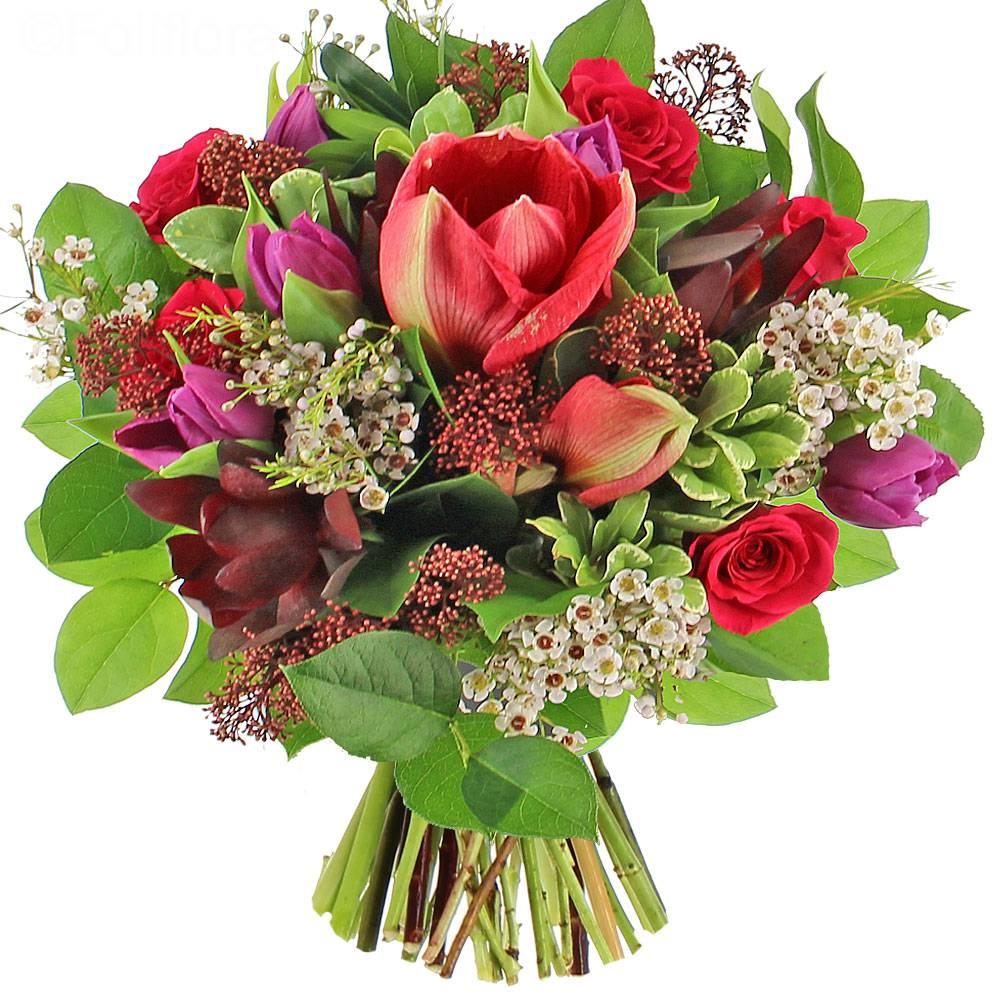 Livraison bouquet d dicace bouquet de fleurs foliflora for Bouquet de fleurs 123