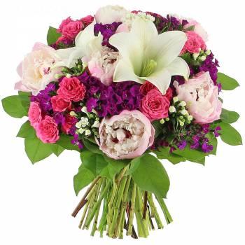 Bouquet de fleurs - Le bouquet Maman
