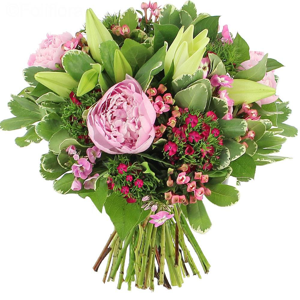 Livraison bouquet chic - Bouquet de fleurs - Foliflora