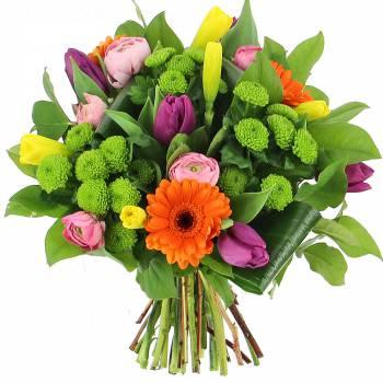 Livraison en moins de 24h : Le bouquet Fraîcheur