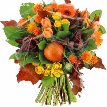 Le bouquet Halloween