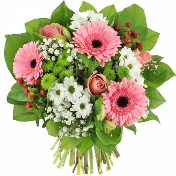 Bouquet de fleurs - Le Bouquet de Léa