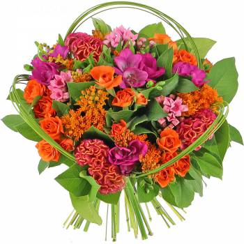 Bouquet de fleurs - Le bouquet Lolita