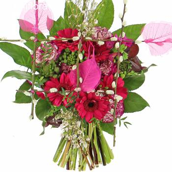 Bouquet de fleurs - Bouquet Luciole