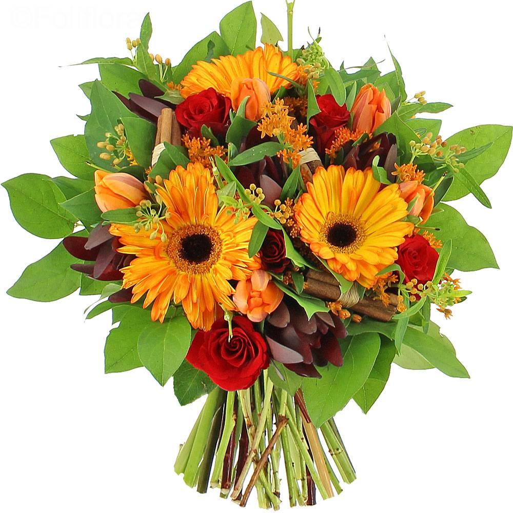 Livraison bouquet marengo bouquet de fleurs foliflora for Bouquet livraison