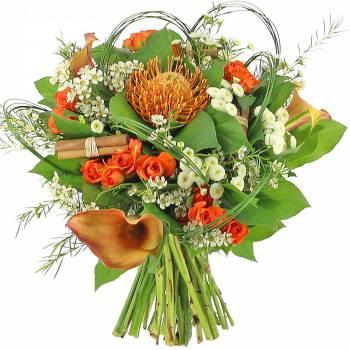 Bouquet de fleurs - Le bouquet Rio