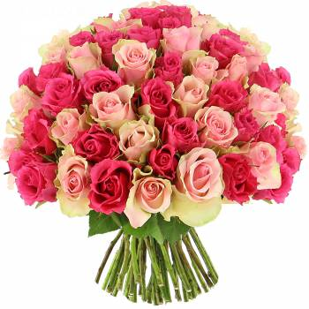 Bouquet de roses - Roses Sweety