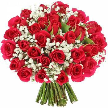 Bouquet de roses - Roses Délice