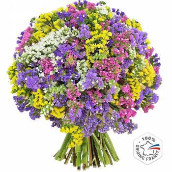 Bouquet de fleurs - Le Bouquet de Statices