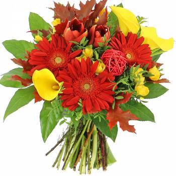 Bouquet de fleurs - Bouquet Tonic