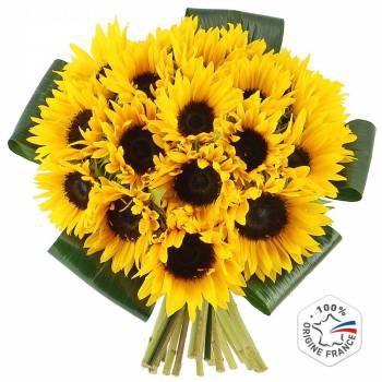 Bouquet de fleurs - Bouquet de soleils