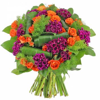 Tous les produits - Le bouquet Valentina