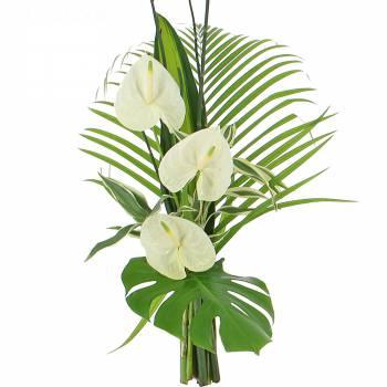 Livraison express : Bouquet Zen Élégance