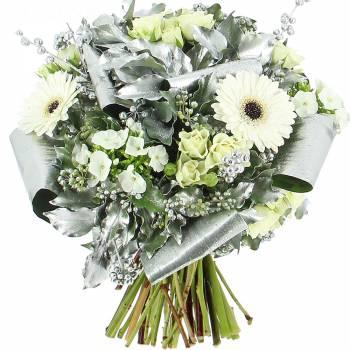Bouquet de fleurs - Le bouquet Bonne Année