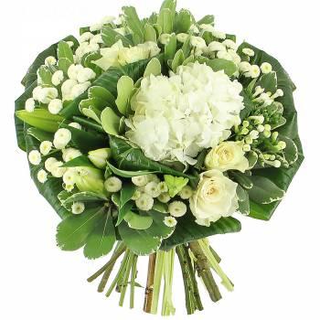 - Le bouquet Blanc