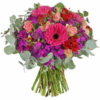 Bouquet de fleurs - Maman Douceur