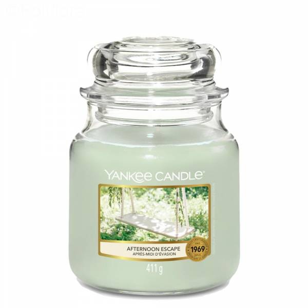 Bougie Yankee Candle - Afternoon Escape