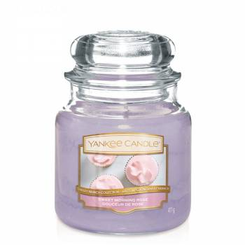 Bougies - Bougie Yankee Candle - Sweet Morning Rose