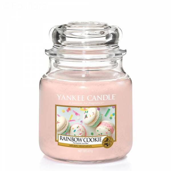 Bougie Yankee Candle - Rainbow Cookie