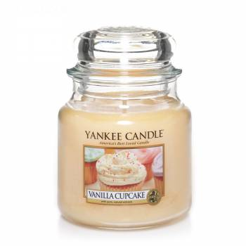 Candles - Yankee Candle - Vanilla Cupcake